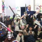 Form 3 Saxon and Viking Day