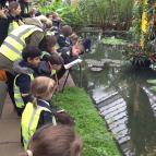 Reception Trip to Kew Gardens