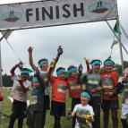 Mini Tough Mudder