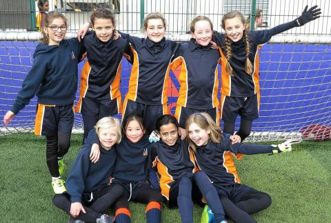 Autumn Term Sports