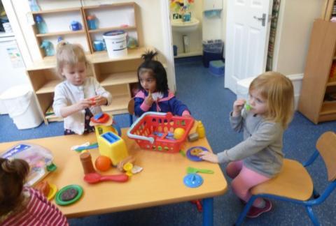 Life in Nursery