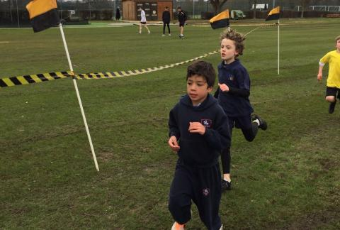 Inter Schools Cross Country Competition