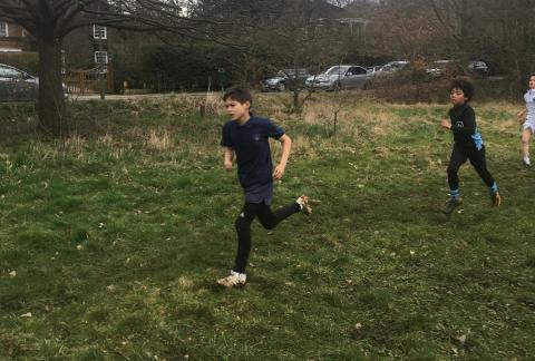 Cross Country March 2018