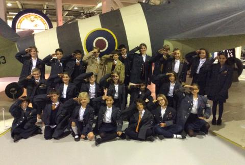 RAF trip Summer 2018