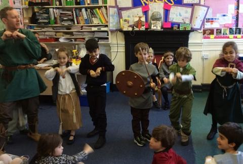 Anglo Saxon Day