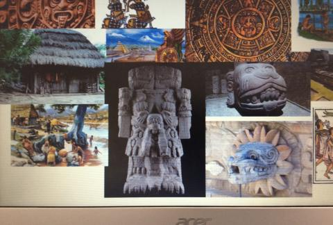 Form 4 Learn about the Aztecs