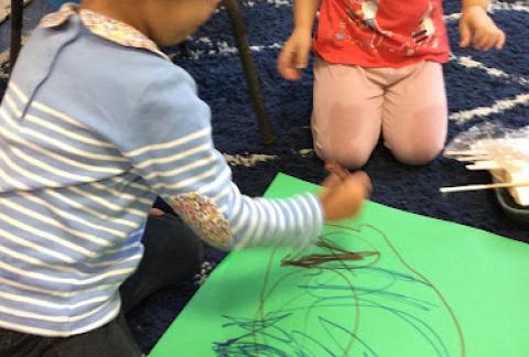 Fun in Nursery