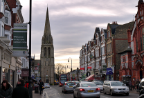 Form 5 Geography Field Trip to Muswell Hill Broadway
