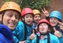 Form 4's first activities at PGL