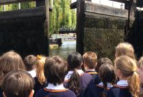 The Floating Classroom