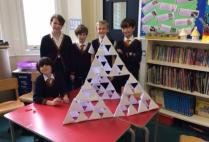 Maths Masterclass at Norfolk House - Pip Jordan