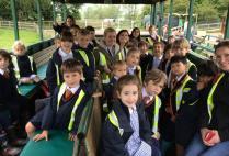Reception trip to Willows Farm