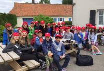 Form 5 & 6 Trip to France: Day #1
