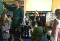 Form 3 Anglo-Saxon Day