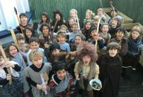 Form 2 Stone and Bronze Age Day