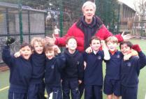 Junior Prep Football v Gatehouse