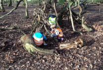 Forest School - Miss Howden