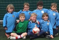 ISA Under 7's Football Tournament