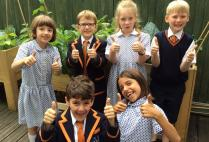 ISI inspection sends Norfolk House School to top of the class