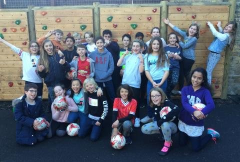Anti-bullying Week and fundraising for Children in Need