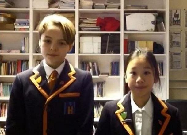 Head Boy and Head Girl Video Blog