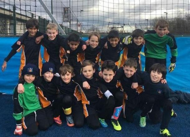 ISA U11 Boys Football Tournament