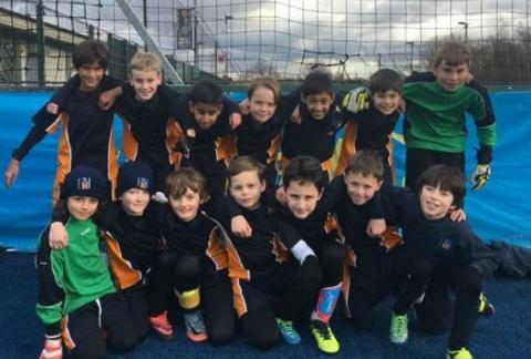 ISA U11 Boys Football Tournament