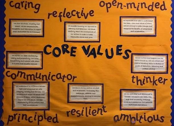 Prefect Blog: Our Core Values