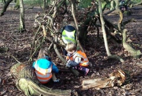 Focusing on Outdoor Learning