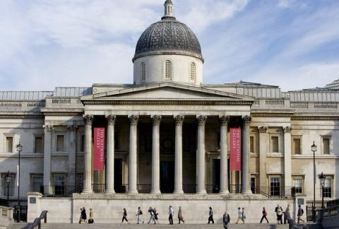Year 4 visit The National Gallery