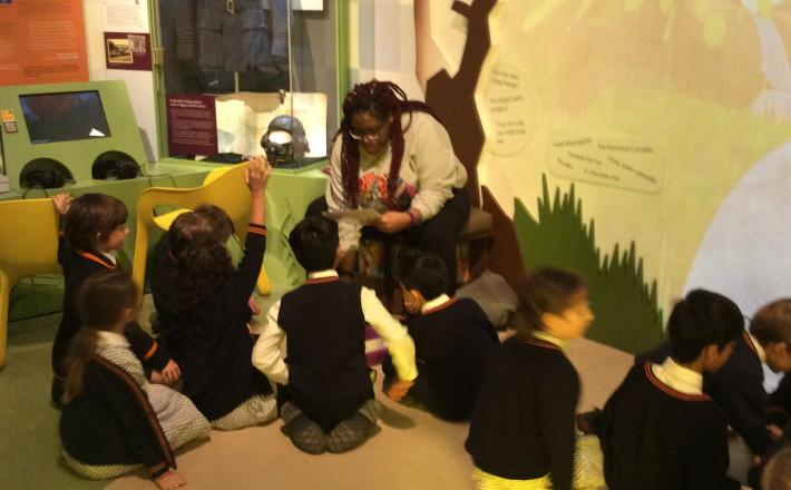 Form 3 trip to the Roald Dahl Museum