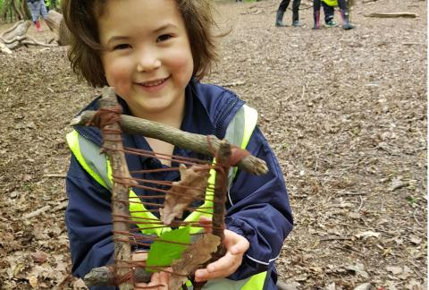 Nursery and Reception at Forest School