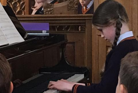 Top exam performances by Norfolk House musicians
