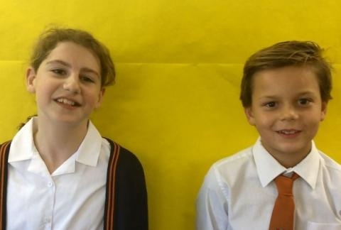 Video Blog: Introducing our new Head Boy & Head Girl