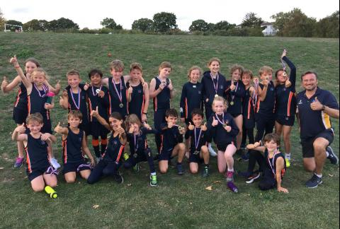 A runaway success for Cross Country runners