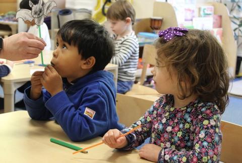 Video: STEAM activities in the Nursery