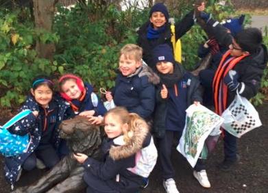 Form 2 take a trip to London Zoo