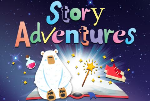 Story Adventures: The Girl, the Bear and the Magic Shoes