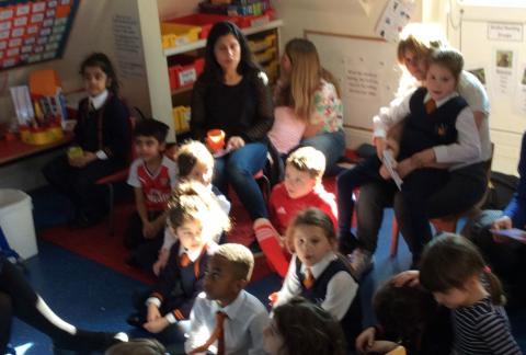 Form 1 share their knowledge of Sikhism