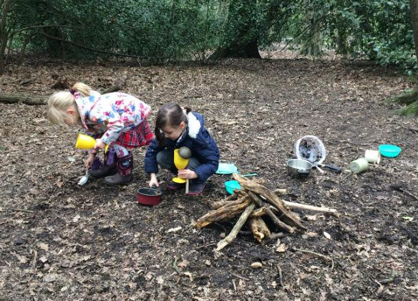Video: Reception Forest School Taster Afternoon