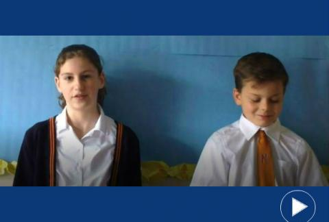 Head Boy and Head Girl Video Blog