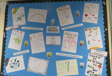 Year 6 Demonstrate Growth Mindset