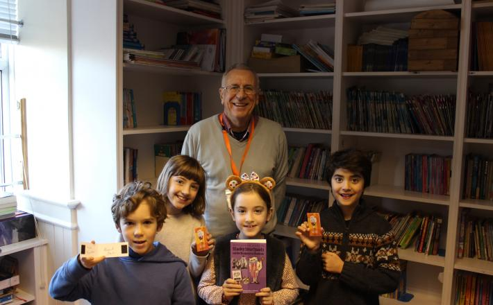 A Visit From Children's Author Alexander Martin