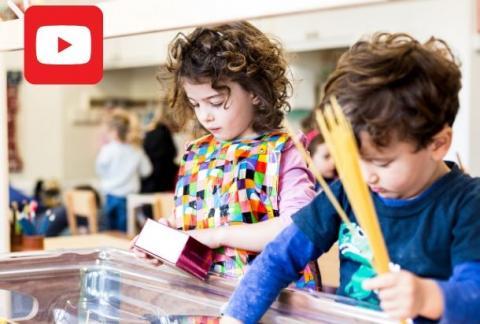 Preparing our Nursery Children for Reception