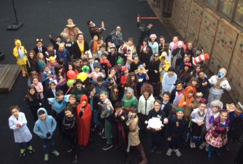 Mrs Osborne's Blog: World Book Day