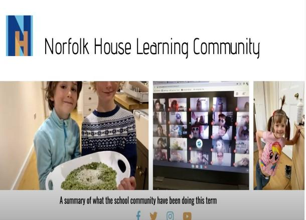 Norfolk House Community Video