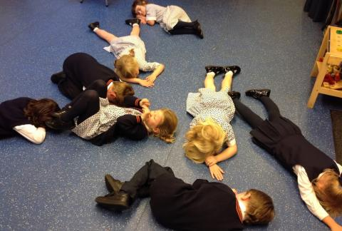 New Dance and Drama Club this term