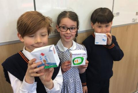 Form 2 become Lego Business Owners