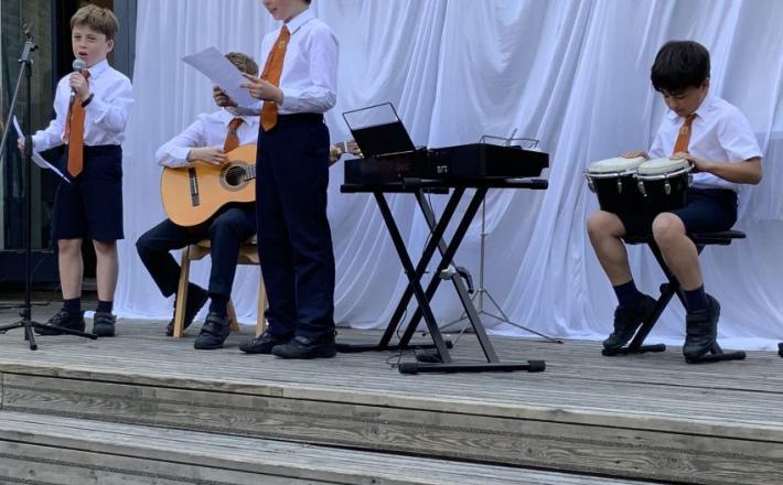 Senior Prep Concert
