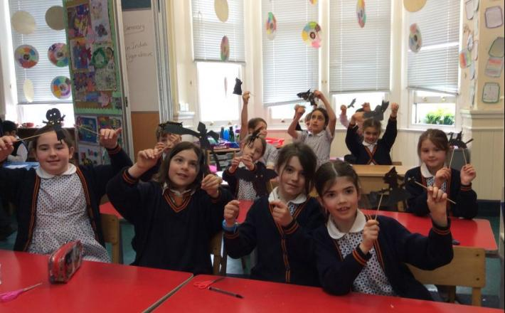 Puppet Theatre in Form 3